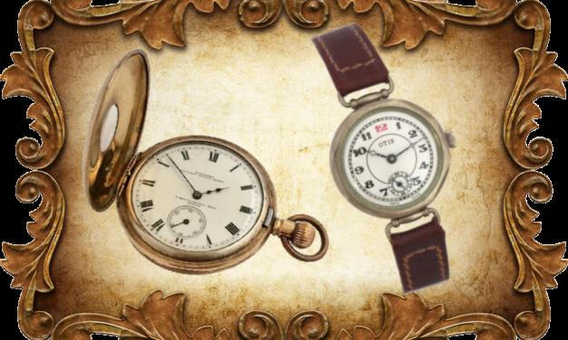 Wrist & Pocket Watches