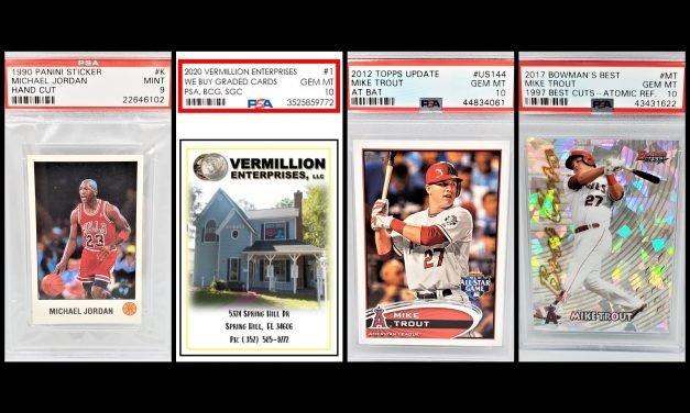 hudson Fl's Grading Guide: Sports Cards & Memorabilia